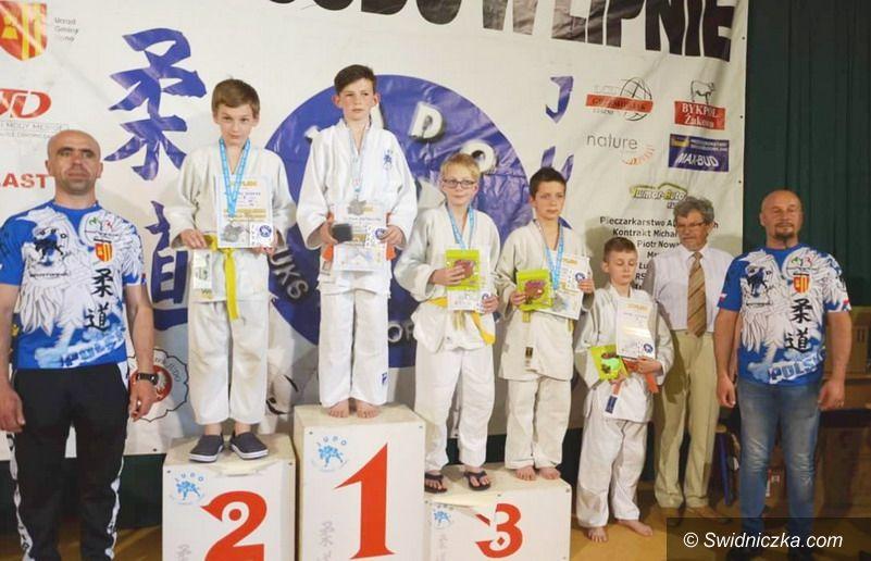 Strzegom: Judocy Tatami na zawodach w Lipnie