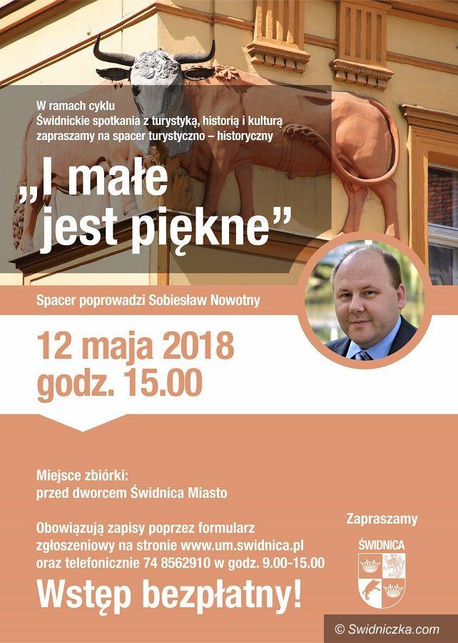 Świdnica: Zapraszamy na spacer turystyczno–historyczny po Świdnicy