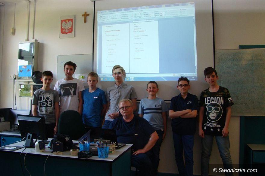 Świdnica: Świdniccy uczniowie najlepsi na Dolnym Śląsku