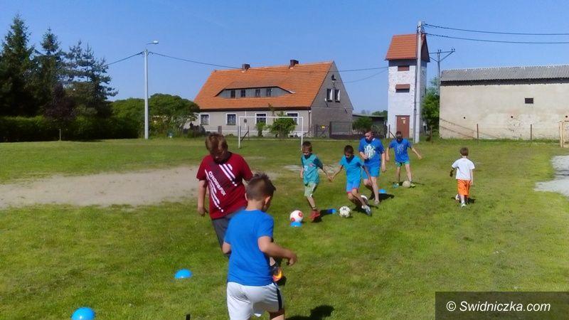 Rogoźnica: Zajęcia sportowe w Rogoźnicy