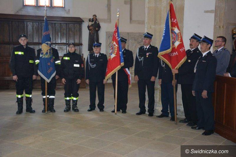 Gmina Strzegom: Podziękowania dla strażaków