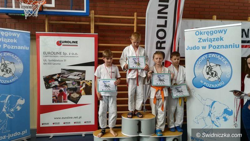 Strzegom: Judocy Tatami na zawodach w Lesznie i Poznaniu