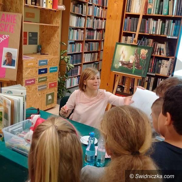 Żarów: Spotkanie autorskie z Małgorzatą Żółtaszek