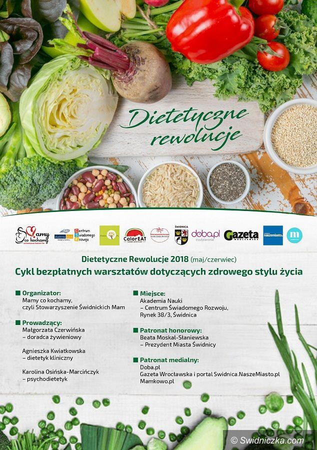 Świdnica: Świdnickie Dietetyczne Rewolucje na starcie