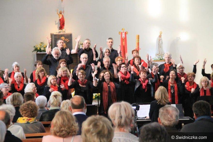 Świebodzice: Niesamowity koncert przyjaciół z Waldbröl