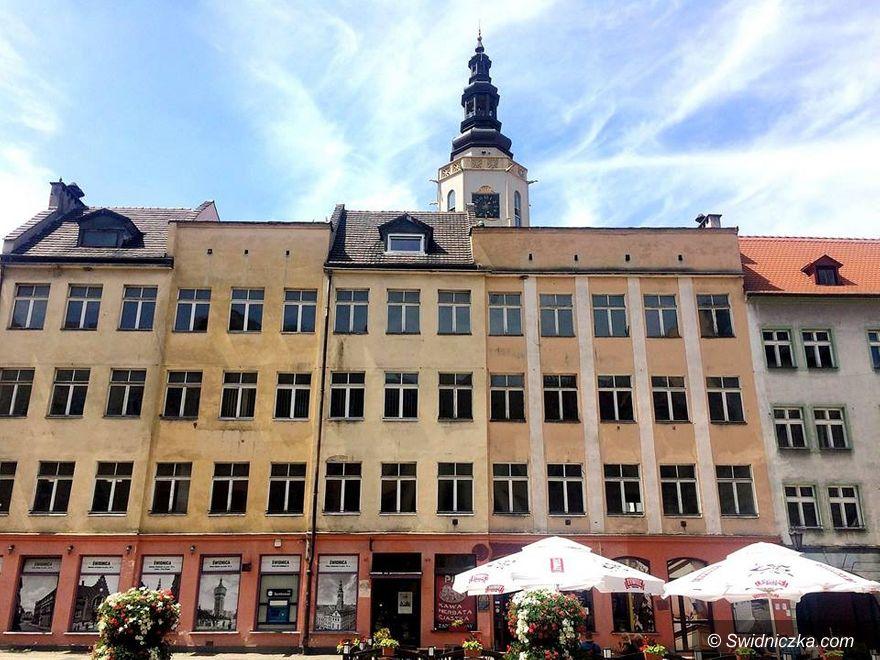 Świdnica: Budynek śródrynkowy do remontu