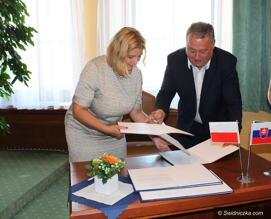 Świdnica: 20–lecie partnerstwa miast Świdnica – Trutnov