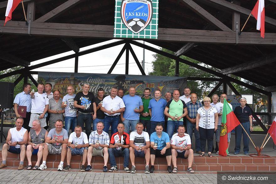 Lutomia: 70–lecie klubu Kłos Lutomia