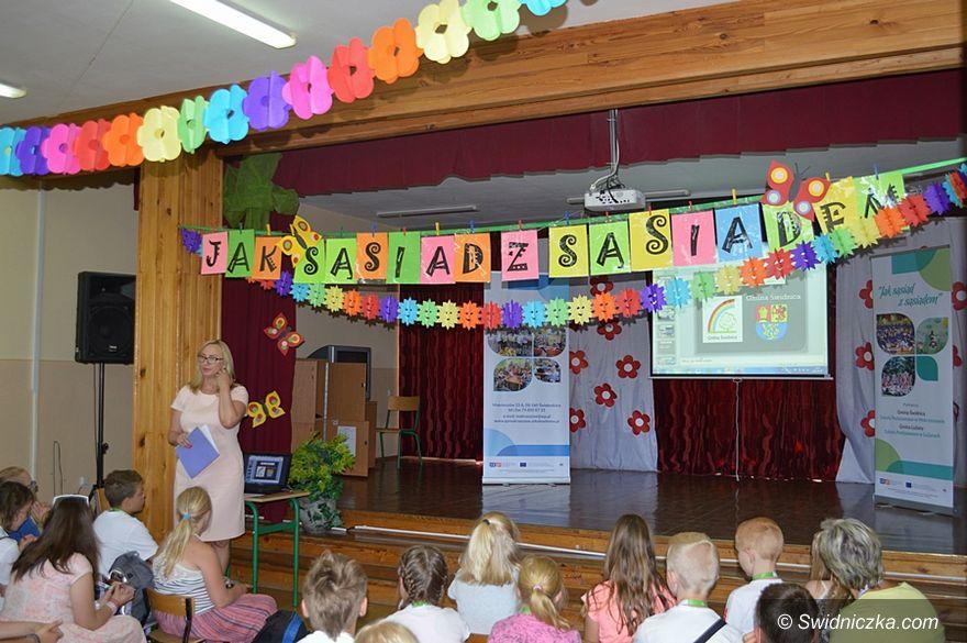Mokrzeszów: Polsko–czeska wymiana uczniów