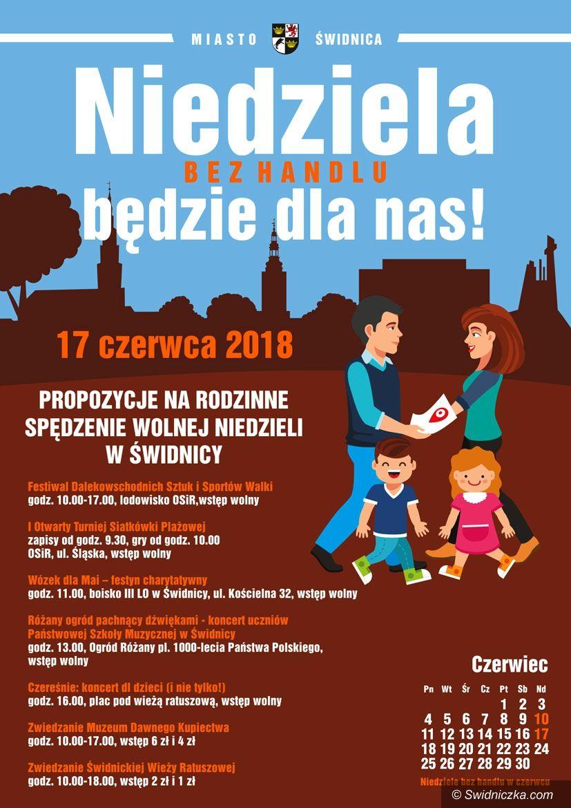 Świdnica: Niedziela będzie dla nas