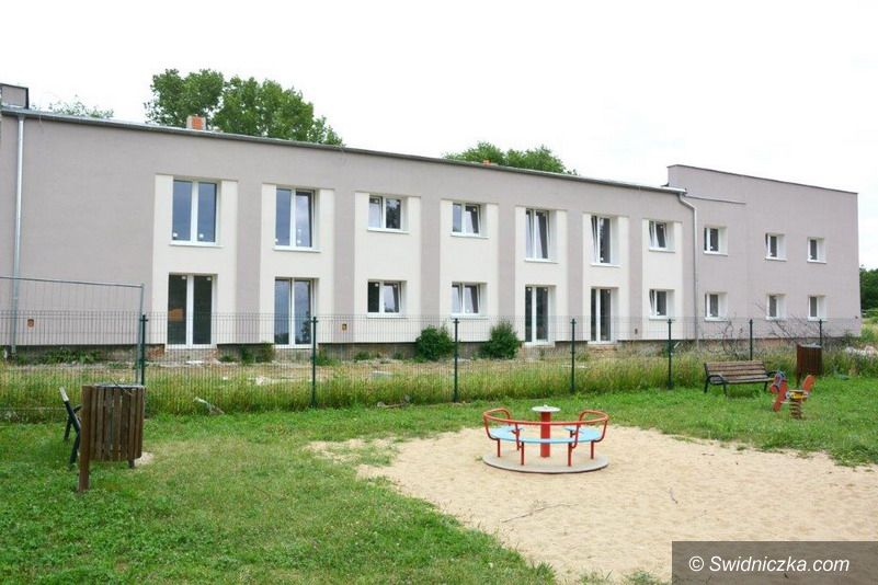 Jaroszów: Przebudowa budynku w Jaroszowie