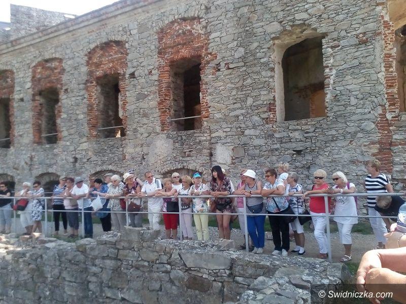 Strzegom: Emeryci zwiedzili Region Świętokrzyski