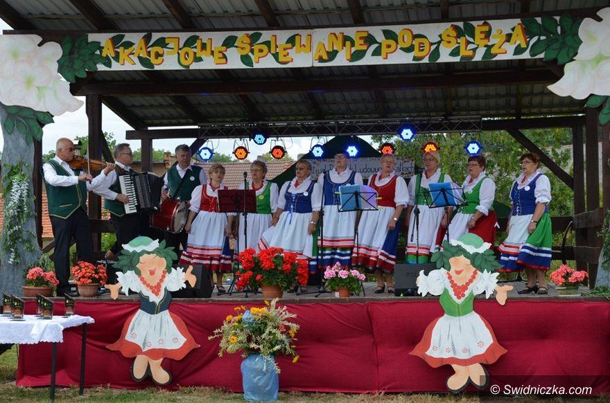Kątki: Rozśpiewane Kątki gościły przyjaciół z Czech
