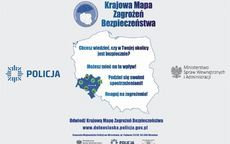 Świdnica/powiat świdnicki: Krajowa Mapa Zagrożeń Bezpieczeństwa działa