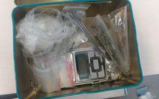 Świdnica: Puszka z amfetaminą