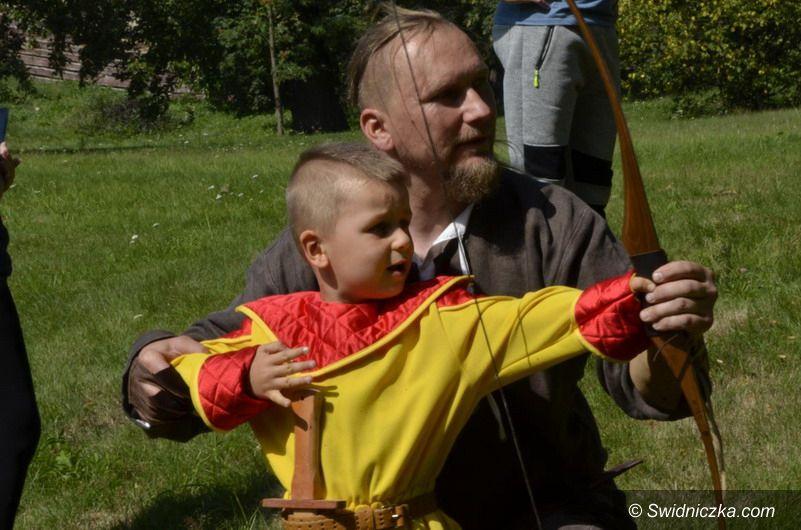 Wierzbna: Jarmark średniowieczny w Wierzbnej