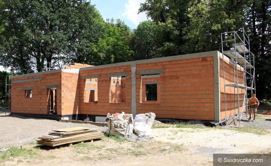 Jugowa: Świetlica w Jugowej coraz bliżej