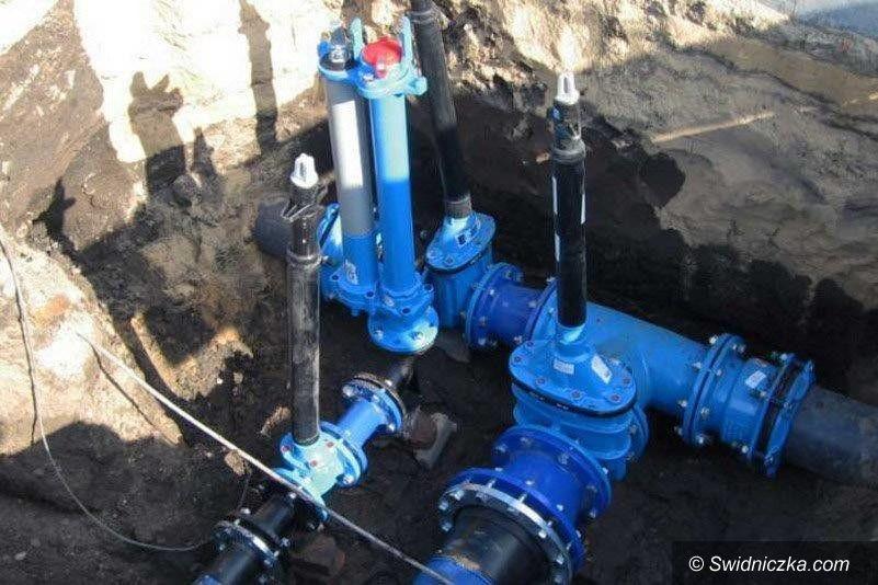 Strzegom: Wybudowano sieć wodociągową