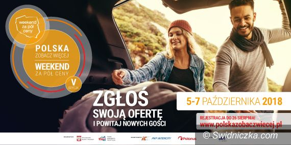 Świdnica: Polska za pół ceny – dołącz do jesiennej edycji