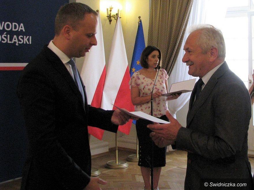 Marcinowice: Gmina Marcinowice z kolejną promesą