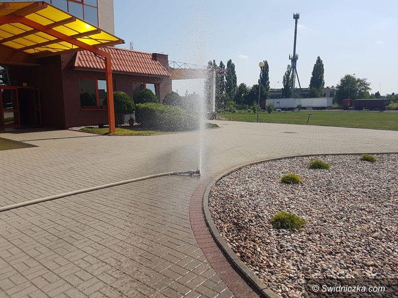 Żarów: Strażacy ustawią kurtynę wodną