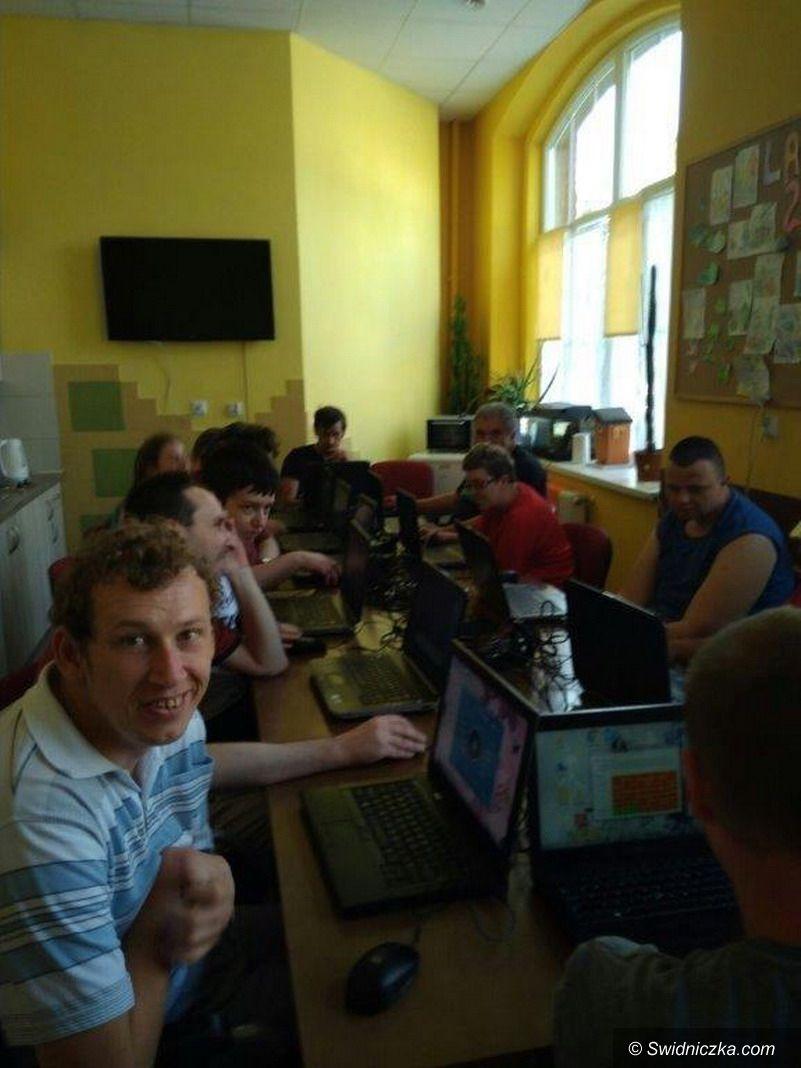 Strzegom: Kurs komputerowy w WTZ