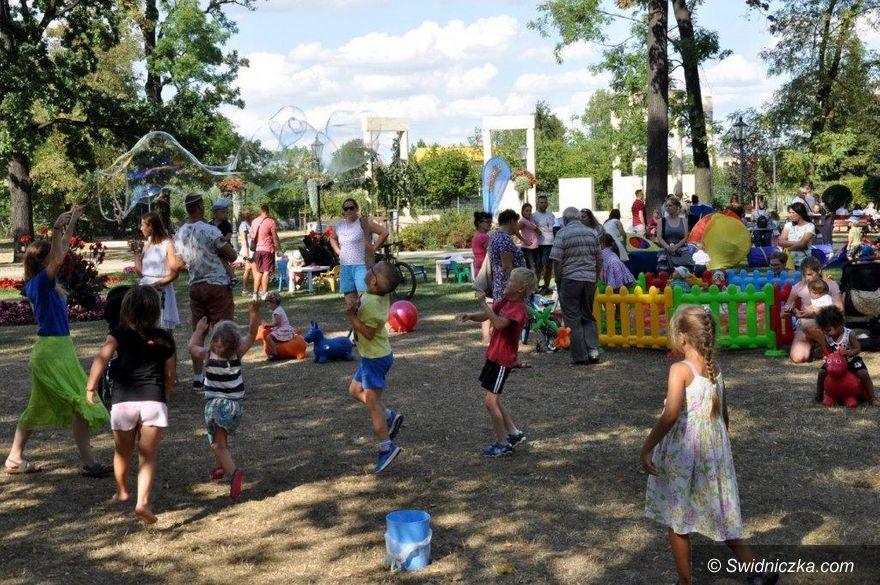 Świebodzice: Rodzinne niedziele w parku