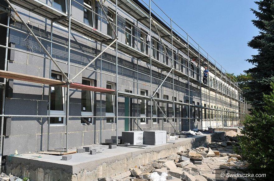 Świdnica: Trwa gruntowny remont żłobka na Osiedlu Młodych