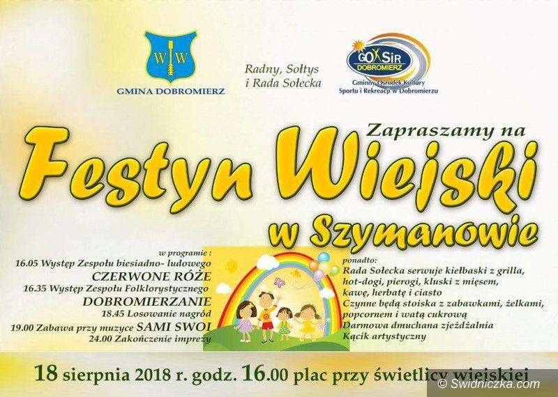 Szymanów: Atrakcyjna sobota w Szymanowie