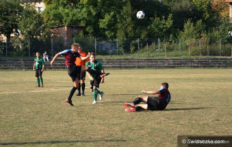 REGION: Piłkarska klasa A: Zagłębie pokonało Herbapol
