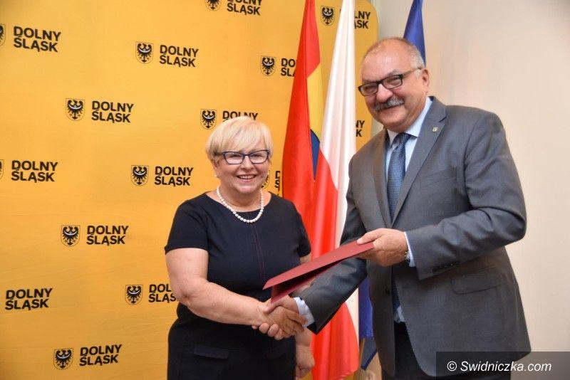 Gmina Świdnica: Dotacje dla dolnośląskich wsi