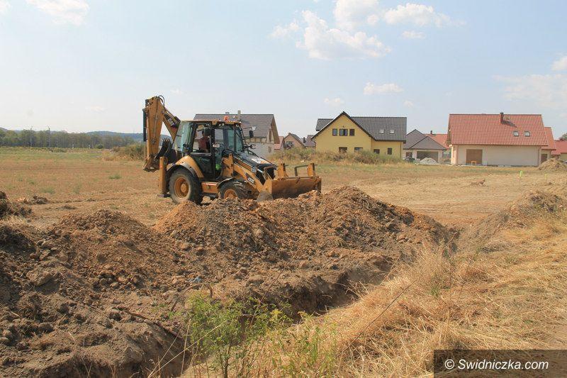 Świebodzice: Będzie woda na Drodze Węglowej