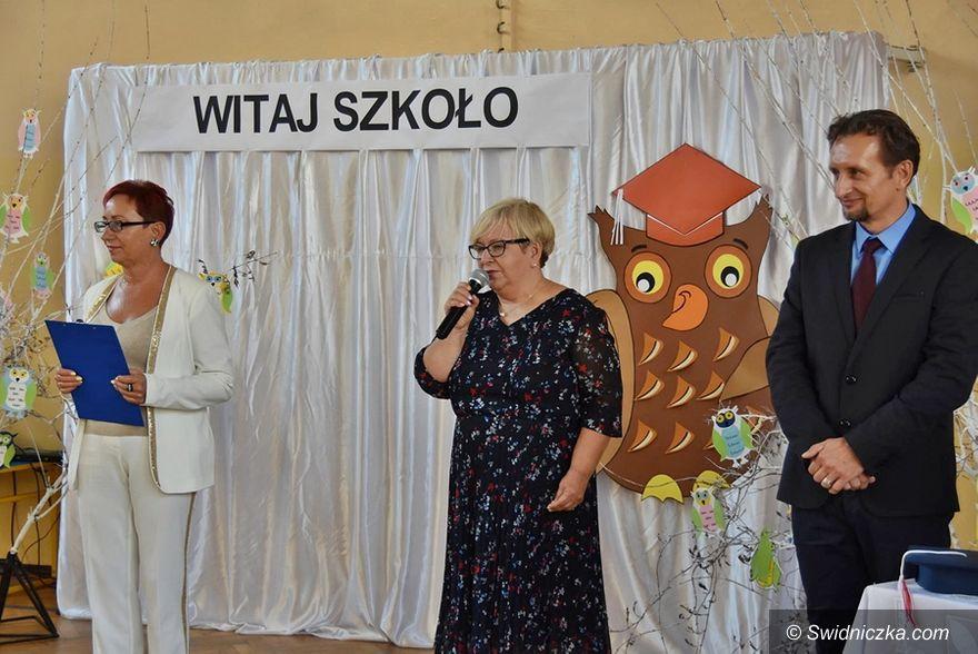 Gmina Świdnica: Inauguracja roku szkolnego w gminie Świdnica