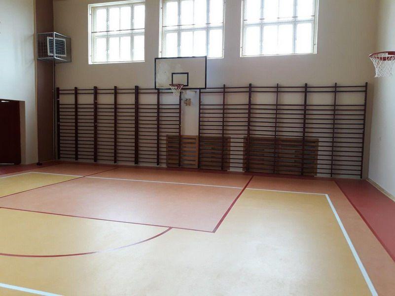 Strzegom: Modernizacja hali sportowej strzegomskiego LO