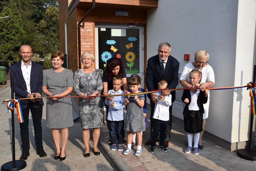 Bystrzyca Dolna: Nowe przedszkole w Bystrzycy Dolnej