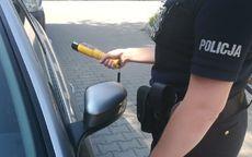 powiat świdnicki: Policjanci na gorącym uczynku zatrzymali nietrzeźwego kierującego