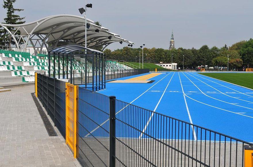 Świdnica: Uroczyste otwarcie stadionu miejskiego w Świdnicy