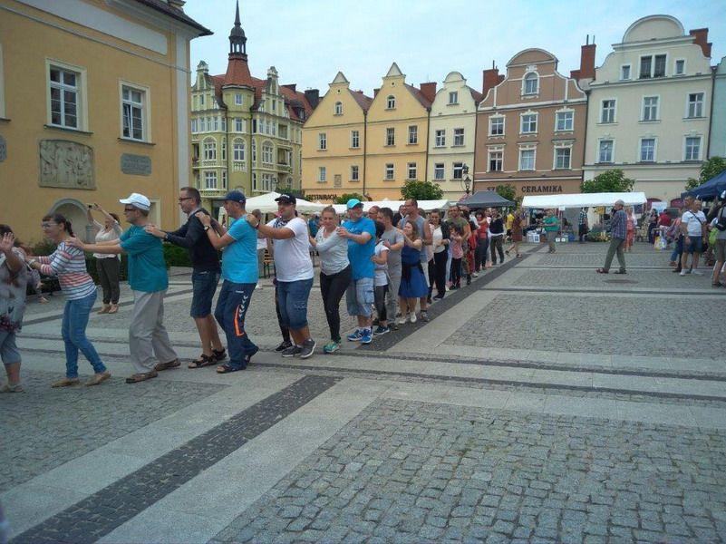 Strzegom: Na Targach w Bolesławcu