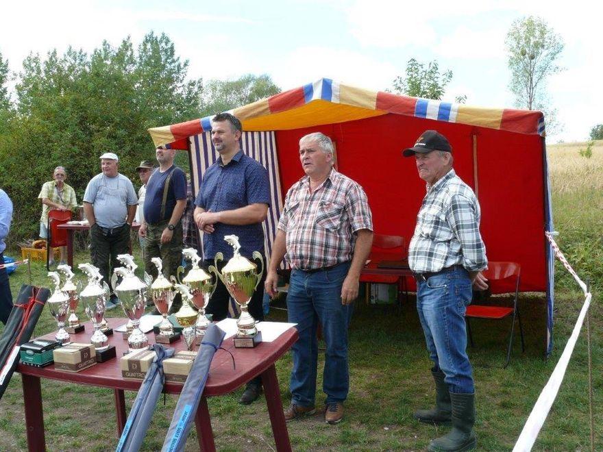Rusko: Jacek Siwek najlepszym wędkarzem w naszej gminie