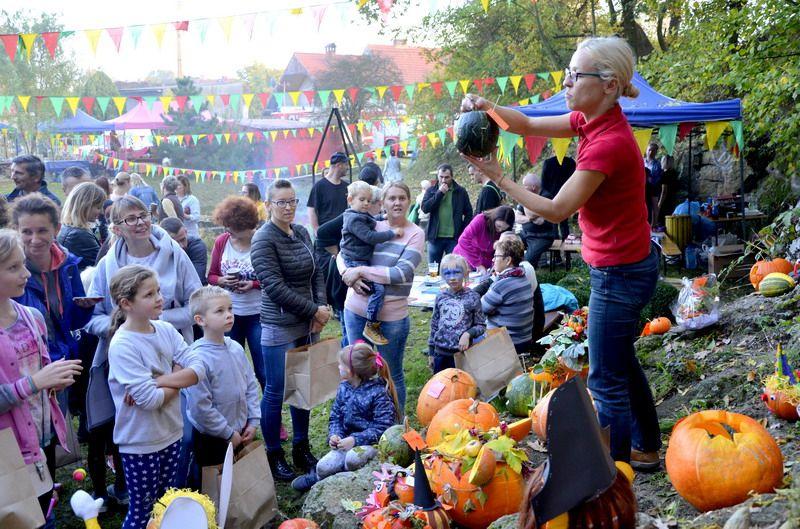 """Wierzbna: LGD """"Szlakiem Granitu"""" przyznało dofinansowanie na Święto Dyni"""