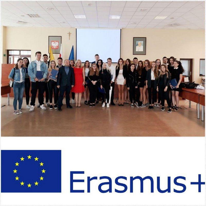 Świdnica: Świdnicki Ekonomik podsumowuje praktyki zawodowe w Portugalii i na Węgrzech