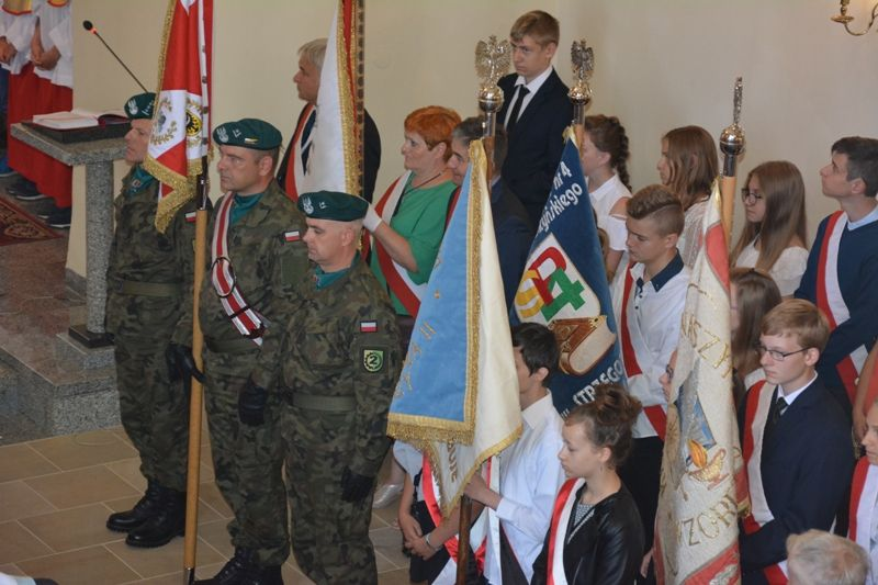 Rusko: Uroczystości w Rusku