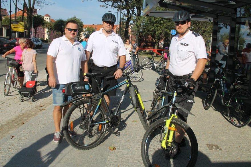 Świebodzice: Świebodzice na rowerach
