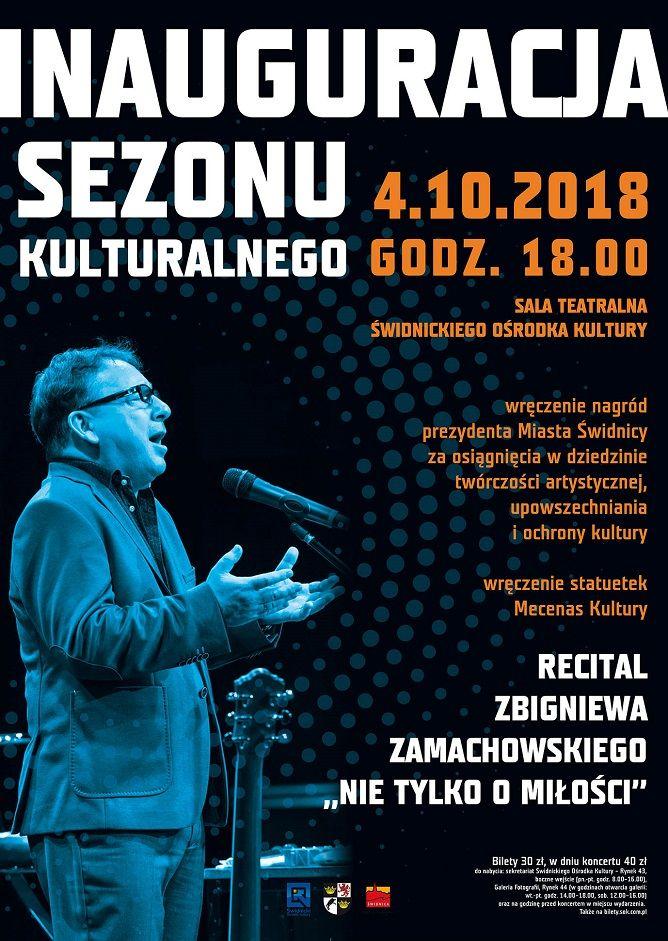 Świebodzice: Inauguracja sezonu kulturalnego w Świdnicy