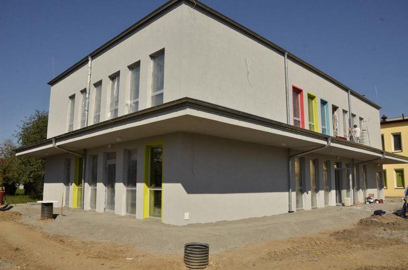 Żarów: Budowa Żłobka przy Bajkowym Przedszkolu blisko finiszu