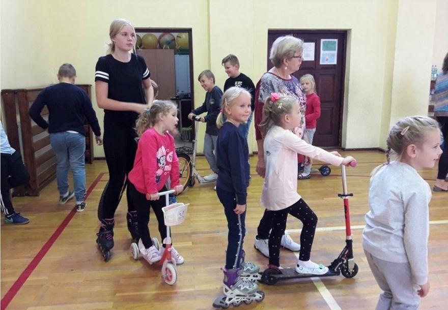 Strzelce: Obchody Europejskiego Tygodnia Sportu w szkole w Strzelcach