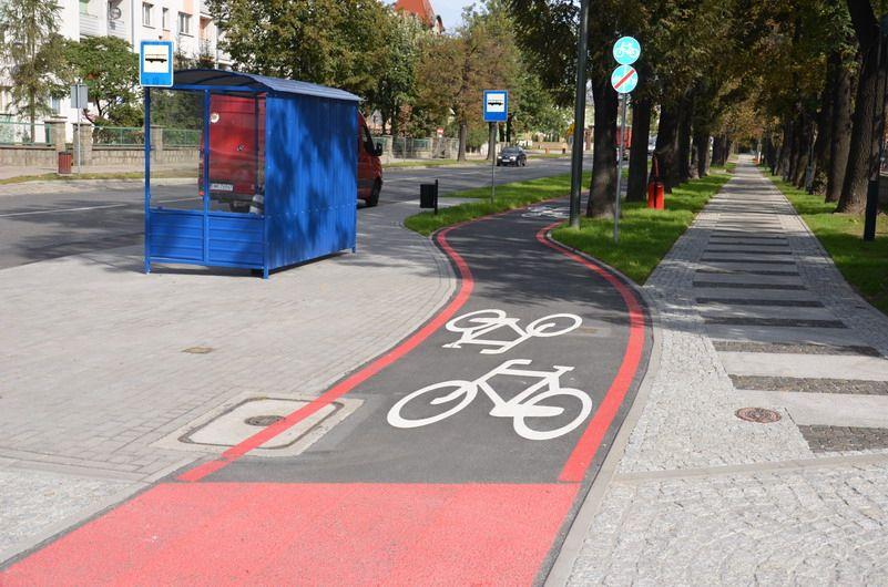 Strzegom: Dla rowerzystów