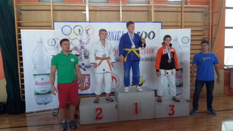 Strzegom: Judocy Tatami ponownie z medalami