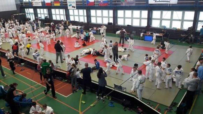 Strzegom: Judocy AKS–u w Czechach