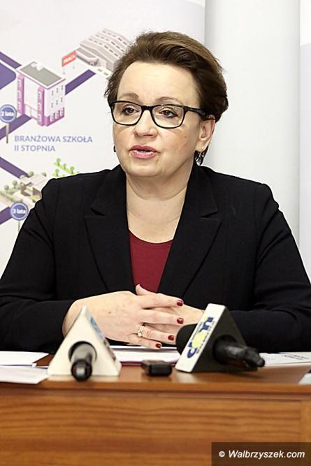 Kraj: Anna Zalewska pozostała Ministrem Edukacji Narodowej